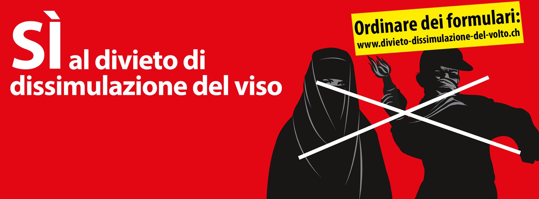 Iniziativa anti burqa